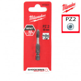 MILWAUKEE Embout PZ2 -...