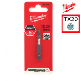 MILWAUKEE Embout  TX20 -...