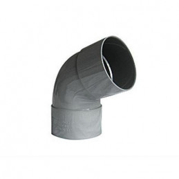 Coude PVC 67.30° F/F -...