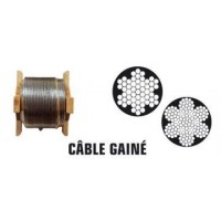 CABLE INOX 50M
